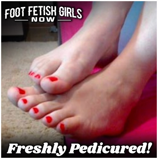 Foot Fetish Webcams